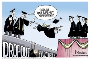 student dropout rates
