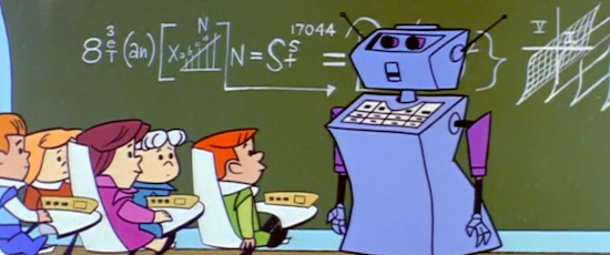 The Jetsons - Robot