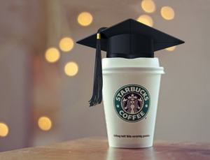 Starbucks tuition program
